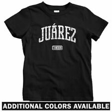 Juarez Mexico Kids T-shirt - Baby Toddler Youth Tee - Ciudad Family Mexican Gift