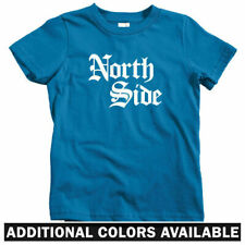 North Side Gothic Kids T-shirt - Baby Toddler Youth Tee - Thug Gangster Hood Rap