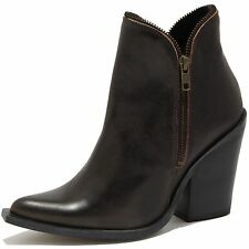 78203 tronchetto JEFFREY CAMPBELL scarpa stivale donna boots shoes women