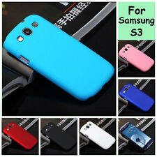 Ultra thin Frosted Matte Plastic Hard Cover Case For Samsung Galaxy S3 i9300