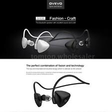 OVEVO SH03B Bluetooth Wireless Stereo BT4.0 Headset MIC for Cell Phone X0G2