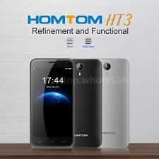 """HOMTOM HT3 3G WCDMA 2G GSM MTK6580A Quad Core Smartphone 5"""" Android 5.1 8G G1T0"""