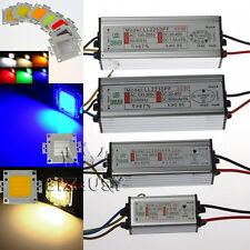 Firm 20W 30W 50W Watt High Power LED Driver  Chip AC95V-240V 50-60HZ Waterproof