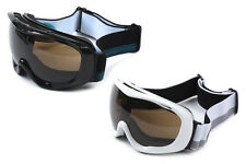 Goggles Adult Snowboard Ski Anti-Fog Men's Women's Motorcycle With Glasses NEW