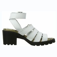 Fly London Coha Off White Womens Sandals - P143436003