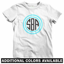 SBA Buenos Aires Metro Kids T-shirt - Baby Toddler Youth Tee - Subte Subway Logo