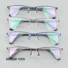 MX1005 man metal spectacles myopia eyewear optical frames glasse RX eyeglasses