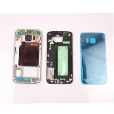 For Samsung Galaxy S6 Edge G925 Full Housing Front Middle Frame Assembly Cover