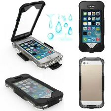 PET Screen 6M Seal Shock Dirt Proof Waterproof Case Cover for iPhone SE 6 s Plus
