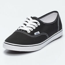 Vans Womens Authentic LoPro Shoes in Black