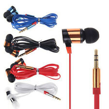 Stereo 3.5mm In Ear Headphone Earphone Headset Earbud for iPhone iPod  PC y1