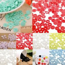 50pcs Plastic Resin KAM Snaps Fasteners T3 Press Poppers For DIY Baby Cloth NEW