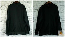 Plus Size Big Tall Men's Full Zip Jacket Track Top Fleece Fleecy Jumper 8327 New