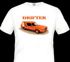 VALIANT CHRYSLER CL  DRIFTER PANELVAN   WHITE  TSHIRT  MEN'S  LADIES   KID'S