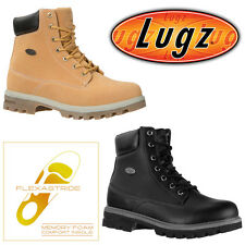 NEW LUGZ EMPIRE HI WR Empire Hi WR is a water resistant and slip resistant boot