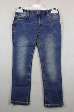 Boys Size 3,4,5,6,7 Ouch Winter Blue Washed Denim Skinny Jeans NWT