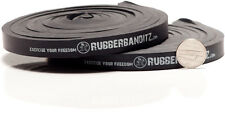 Pair of Rubberbanditz 41 inch Continuous Loop Powerlifting Bands