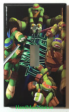 Teenage Mutant Ninja Turtles Light Switch Power Outlet Cover Plate Home decor