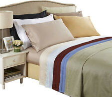 Elegant Bedding's 1000TC Luxury Hotel Sheets, Deep Pocket & 100% Egyptian Cotton