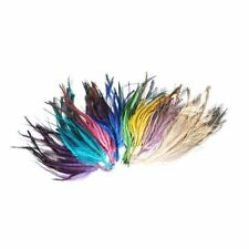 Emu feather bunch 20 feathers FM084 - For fascinators, hats & craft use.