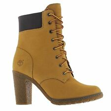 Timberland Earthkeepers Glancy 6Inch Wheat Womens Boots