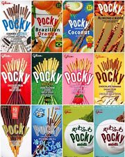 Glico Pocky Biscuit Chocolate Sticks Japanese Snack (19 CHOICES) - USA SELLER