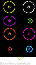 Custom Microsoft Xbox 360 Slim OEM RF module (ring of light) Pick your color