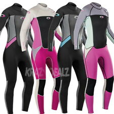 Ladies Osprey Origin 3/2mm UltraFlex Neoprene Wetsuit Full Length Wet Suit