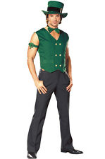 Get Lucky Leprechaun Adult Halloween Costume