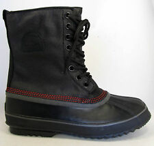 NEW Sorel 1964 Premium T Insulated -40° Waterproof Pac Boots Mens 9.5, 10 Black
