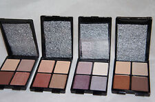 Lancome COLOUR FOCUS Exceptional Wear Eye Colour Eye Shadow QUAD ** YOU CHOOSE