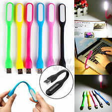 USB LED Light Flexible Lamp For Computer Keyboard Reading Notebook PC Laptop