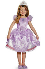 Disney Sofia the First Sofia Deluxe Toddler Halloween Costume