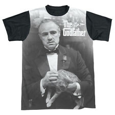Godfather Pet The Cat Licensed Sublimation Mens Graphic Tee Shirt Sm-3Xl