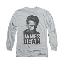 JAMES DEAN DEAN LINES Licensed Men's Long Sleeve Graphic Tee Shirt SM-3XL
