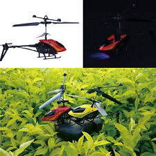 Mini 2CH Infrared Radio Control Rechargeable RC Helicopter Toys 2Color