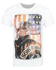 Official Sons Of Anarchy President Men's T-Shirt