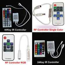 IR 24/44Key /RF Remote Wireless Controller For 3528/5050 SMD RGB LED Strip Light
