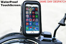 360* MOTORCYCLE HANDLEBAR PHONE/SATNAV HOLDER CRADLE/MOUNT MOTORBIKE/SCOOTER