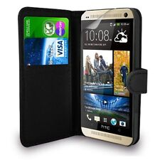HTC DESIRE 820 Genuine Leather Wallet Flip Case Cover for HTC Desire 820