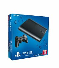 Sony PlayStation 3 Console 12GB Black R Chassis - Brand new & UK Stock !