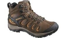 Merrell Chameleon 5 Mid Ventilator GTX Gore-Tex Men's Boot Black Slate NEW