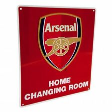 Arsenal FC Home Changing Room Sign Football Soccer EPL