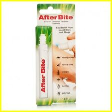 AFTER BITE for Insect Bite and Sting Relief Remedy 14ml - select 1 or 3 items