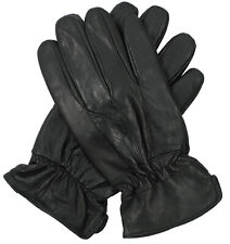 THINSULATE Genuine Leather Gloves Patch 3M Lining Warm Winter Men's ML450A