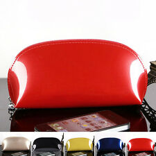 Newly Woman Makeup Bag Travel Cosmetic Pouch Chic Clutch Coin Purse Pencil Case