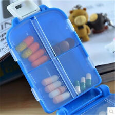 Weekly Sort Folding Vitamin Medicine Drug Pill Box Storage Case Container New