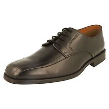 Mens Clarks Formal Lace-Up Shoes, Style Bakra Sky -w