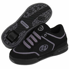 Heelys Fierce - Rollerskates Shoes with wheels Skates 7617 (Black Charcoal)