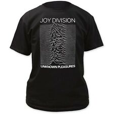Brand New Joy Division Unknown Pleasures T-Shirt